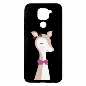 Xiaomi Redmi Note 9 / Redmi 10X case % print% Deer cub