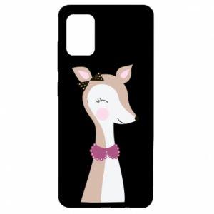 Samsung A51 Case Deer cub