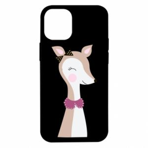 iPhone 12 Mini Case Deer cub