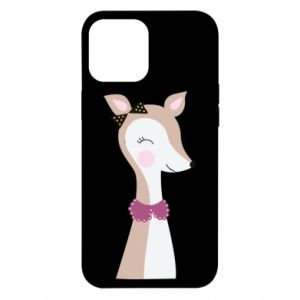 iPhone 12 Pro Max Case Deer cub