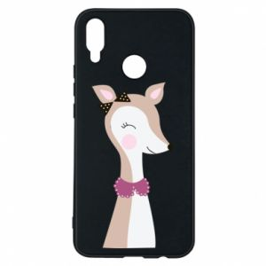 Huawei P Smart Plus Case Deer cub