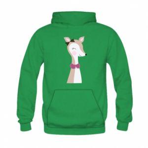 Kid's hoodie Deer cub