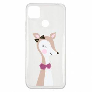 Xiaomi Redmi 9c Case Deer cub