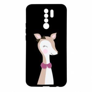Xiaomi Redmi 9 Case Deer cub