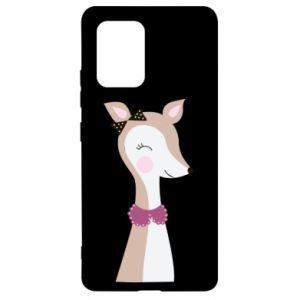Samsung S10 Lite Case Deer cub