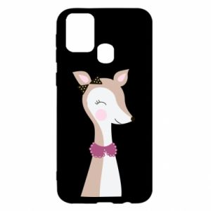 Samsung M31 Case Deer cub
