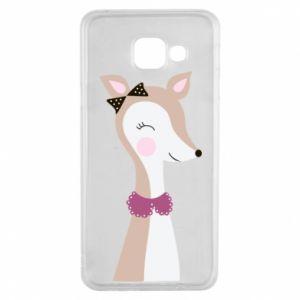 Samsung A3 2016 Case Deer cub