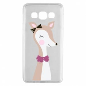 Samsung A3 2015 Case Deer cub