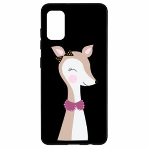 Samsung A41 Case Deer cub
