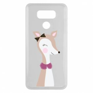 LG G6 Case Deer cub