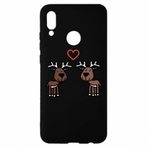 Huawei P Smart 2019 Case Deer in love