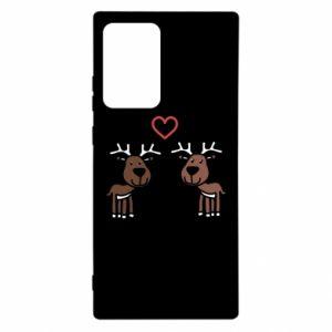 Samsung Note 20 Ultra Case Deer in love