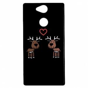 Sony Xperia XA2 Case Deer in love