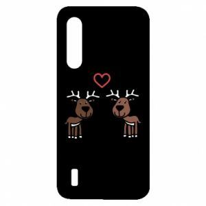 Xiaomi Mi9 Lite Case Deer in love