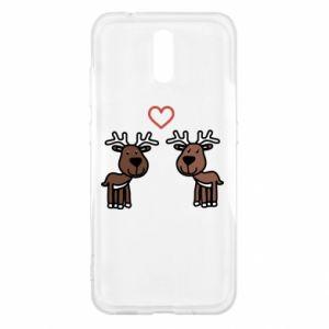 Nokia 2.3 Case Deer in love