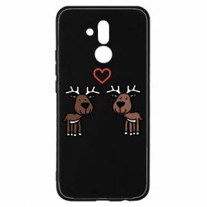 Huawei Mate 20Lite Case Deer in love