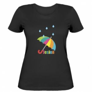 Women's t-shirt Autumn!