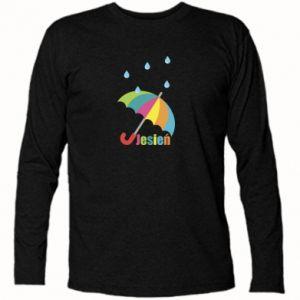 Koszulka z długim rękawem Jesień!