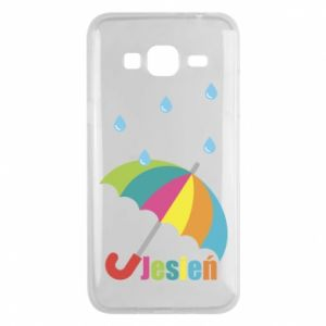 Phone case for Samsung J3 2016 Autumn!