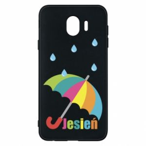 Phone case for Samsung J4 Autumn!