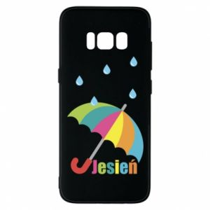 Phone case for Samsung S8 Autumn!