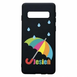 Phone case for Samsung S10 Autumn!