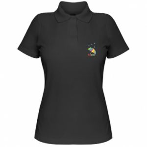 Women's Polo shirt Autumn!