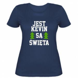 Women's t-shirt It's Kevin. it's Christmas.