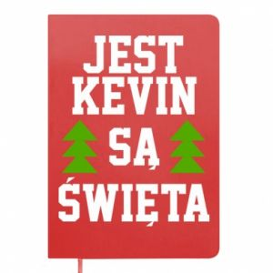 Notepad It's Kevin. it's Christmas.