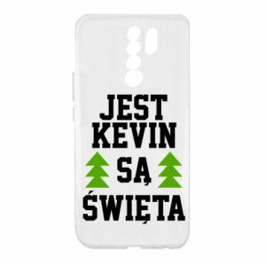 Xiaomi Redmi 9 Case It's Kevin. it's Christmas.