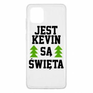 Etui na Samsung Note 10 Lite Jest Kevin są Święta