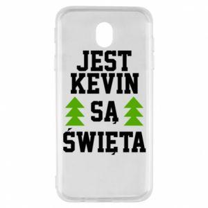 Etui na Samsung J7 2017 Jest Kevin są Święta