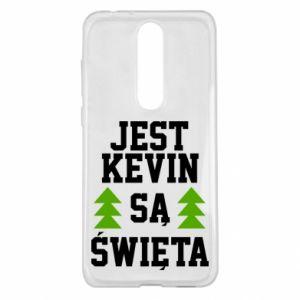 Etui na Nokia 5.1 Plus Jest Kevin są Święta