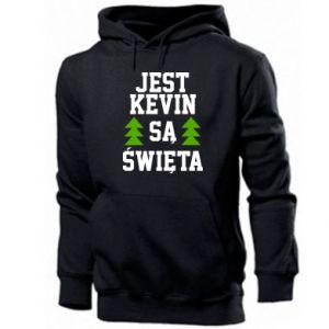 Men's hoodie It's Kevin. it's Christmas.