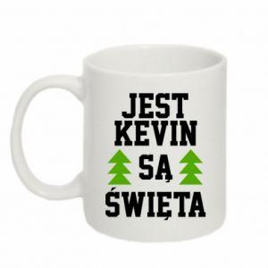 Kubek 330ml Jest Kevin są Święta