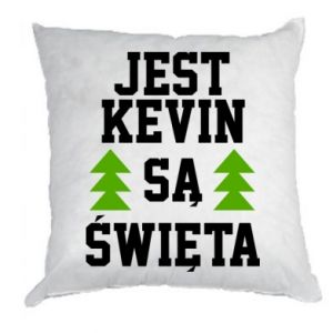Pillow It's Kevin. it's Christmas.