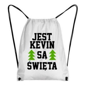 Plecak-worek Jest Kevin są Święta