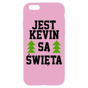Etui na iPhone 6 Plus/6S Plus Jest Kevin są Święta