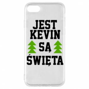 Phone case for iPhone 7 It's Kevin. it's Christmas.