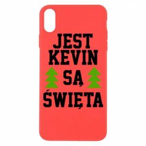 Etui na iPhone X/Xs Jest Kevin są Święta