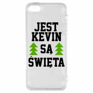 Phone case for iPhone 5/5S/SE It's Kevin. it's Christmas.
