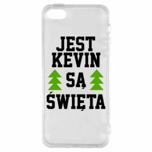 Etui na iPhone 5/5S/SE Jest Kevin są Święta