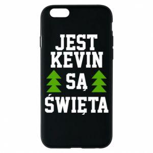 Etui na iPhone 6/6S Jest Kevin są Święta