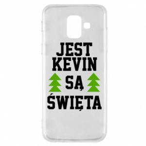 Phone case for Samsung A6 2018 It's Kevin. it's Christmas.