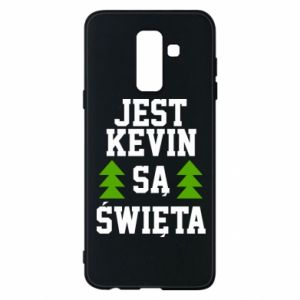 Phone case for Samsung A6+ 2018 It's Kevin. it's Christmas.