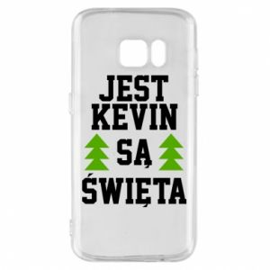 Phone case for Samsung S7 It's Kevin. it's Christmas.