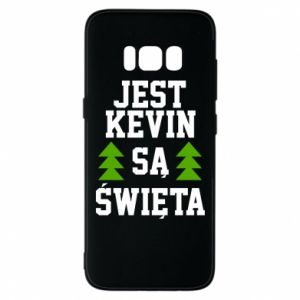 Etui na Samsung S8 Jest Kevin są Święta