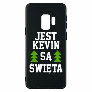 Phone case for Samsung S9 It's Kevin. it's Christmas.