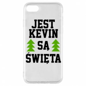 Phone case for iPhone 8 It's Kevin. it's Christmas.