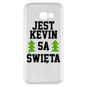Phone case for Samsung A5 2017 It's Kevin. it's Christmas.